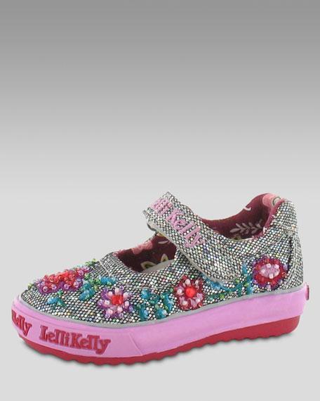 Lelli Kelly Pretty Baby Dolly Mary-Jane Sneaker