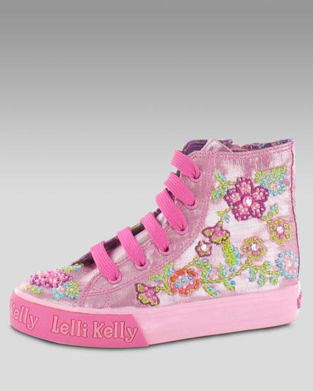 Candy High-Top Sneaker