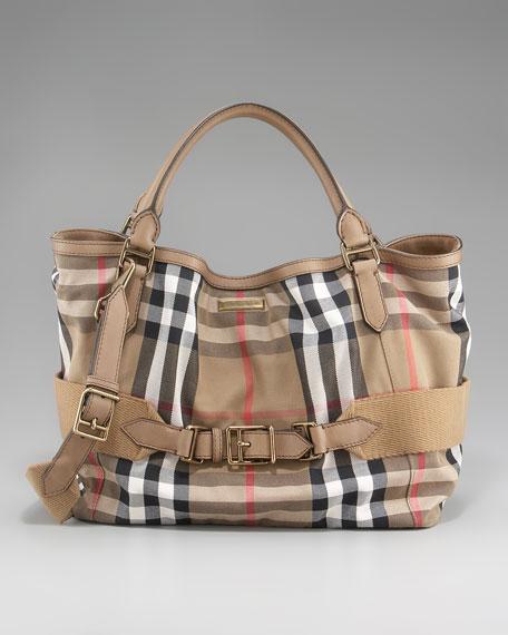 Hobo-Style Diaper Bag