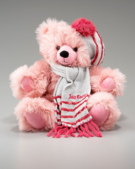 """Lulu"" Plush Bear"