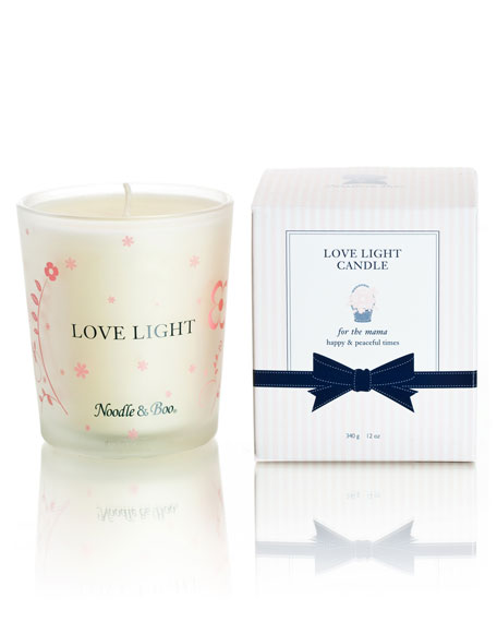 Love Light Candle