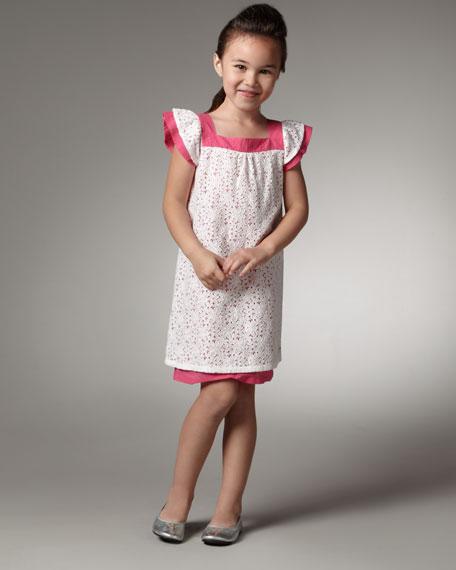Jenson Crochet Dress