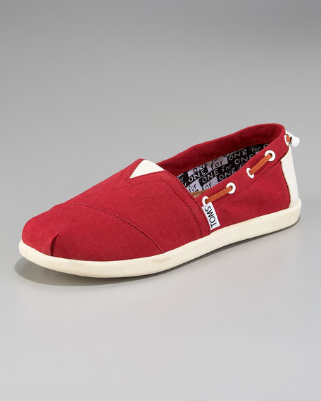 Bimini Boat Shoe, Youth