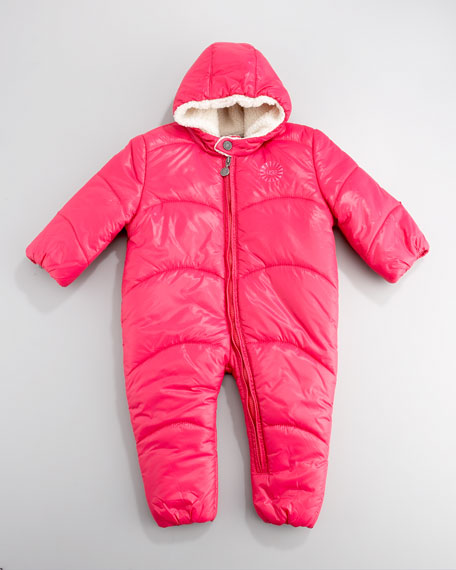 441ec6791 Ugg Newborn Snowsuit
