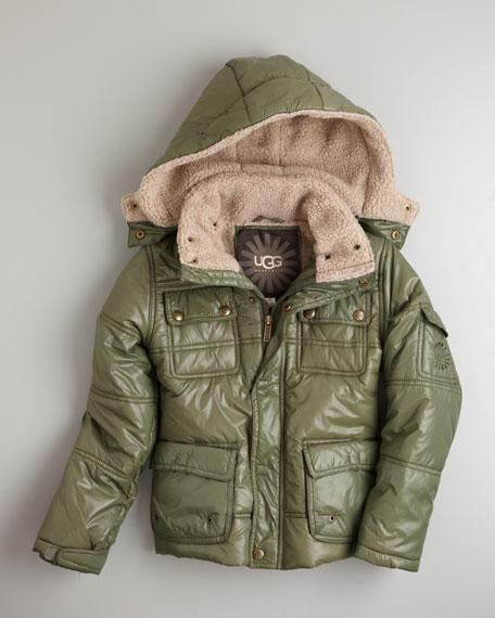 K Voltan Nopal Coat
