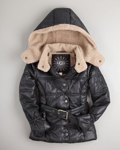 K Ukiah Coat