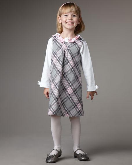 Pastel Classics Dress, Sizes 2T-4T
