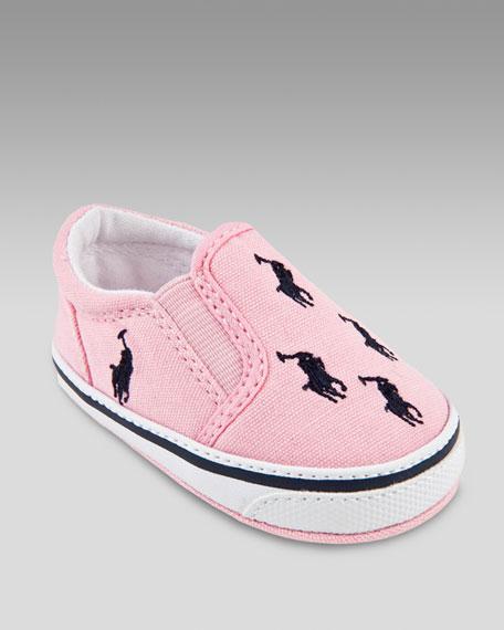 Bal Harbour Repeat Sneaker, Pink/Navy