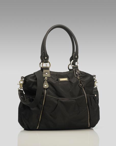 Olivia Baby Bag, Black