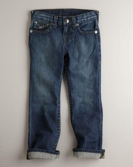 Billy Boot-Cut Jeans