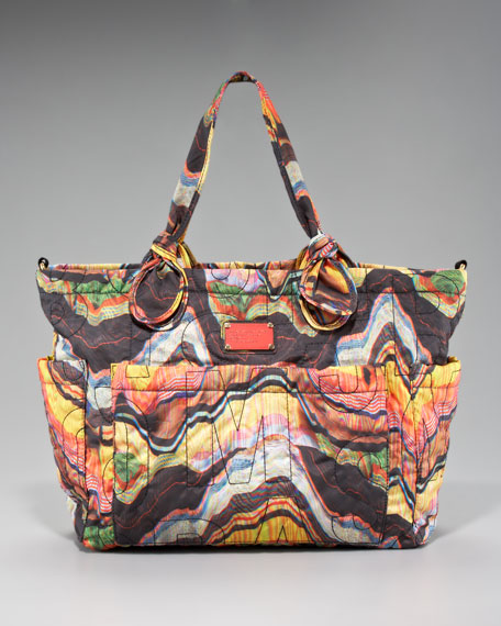 Eliza Rainbow Baby Bag