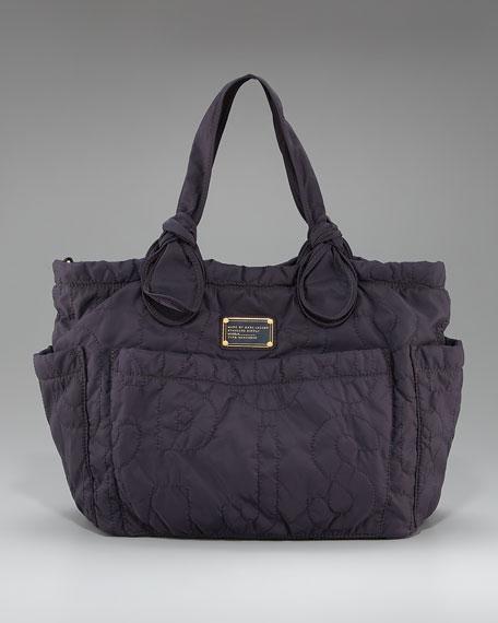 Pretty Eliza Baby Bag, Midnight Purple