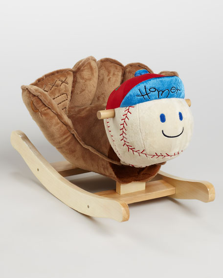 Baseball Rocker