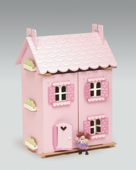 """My First Dream House"" Two-Story Dollhouse"