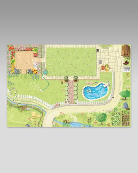 Front Garden Playmat