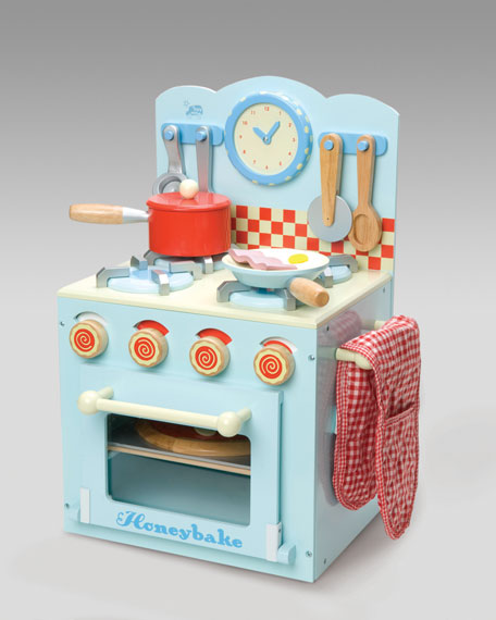 """Honeybake"" Toy Oven & Hobby Set"