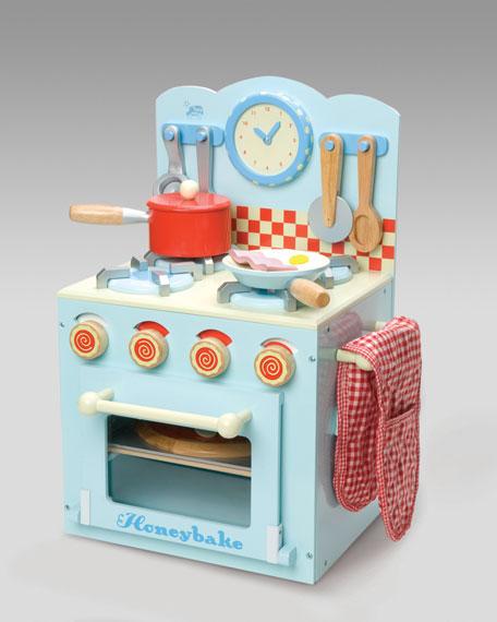 """""""Honeybake"""" Toy Oven & Hobby Set"""