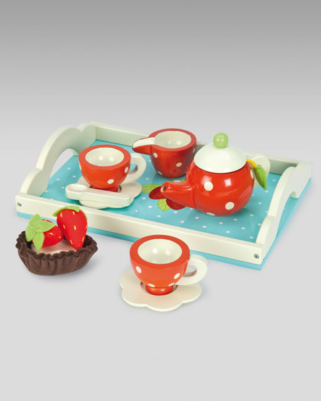 """""""Honeybake"""" Tea Set"""
