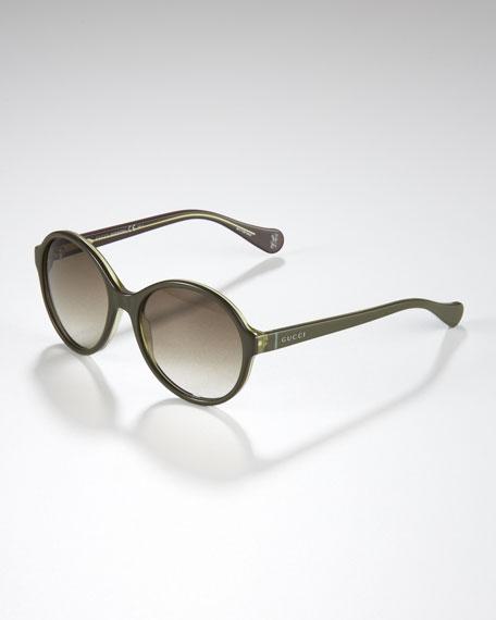 Children's Oversized Glam Sunglasses