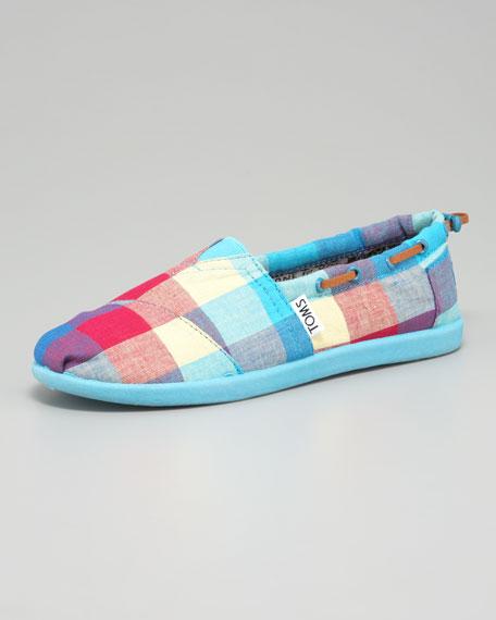 Maxwell Plaid Shoe, Youth