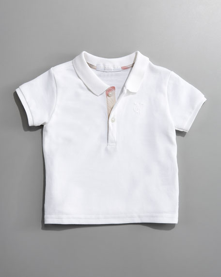 Palmer Short-Sleeve Polo