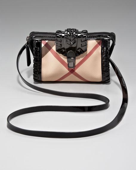 Nova Ribbon Crossbody Handbag