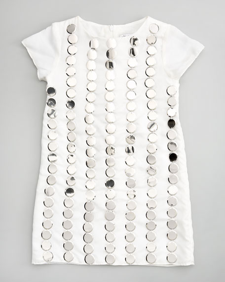 Mirrored Dress, Sizes 6-8