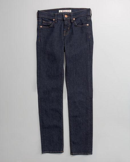 Pure Pencil-Leg Jeans