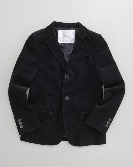 Corduroy Suit Jacket