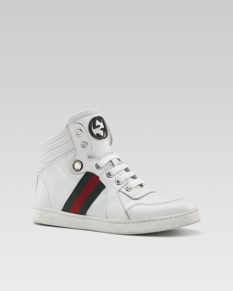 Coda High-Top Sneaker
