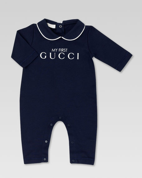 My First Gucci Playsuit