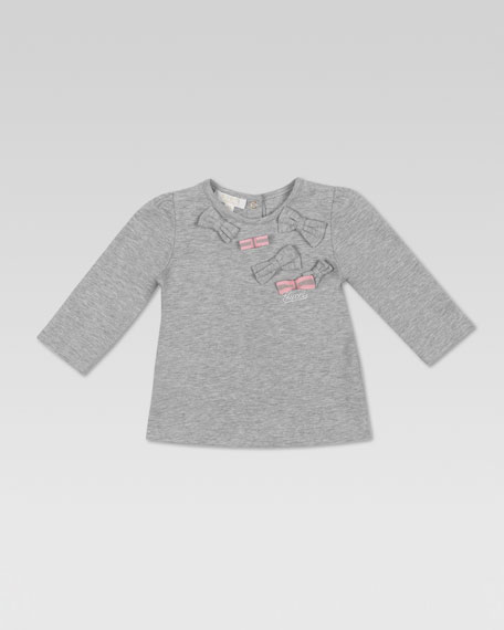 Jersey Bow Tee