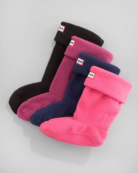 Original Youth Fleece Welly Socks