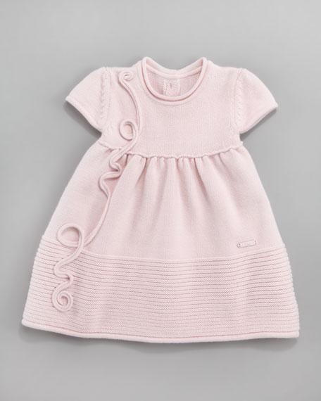 Tricot Knit Dress