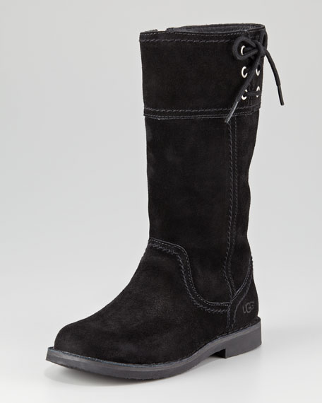Kid Rayanne Suede Boot