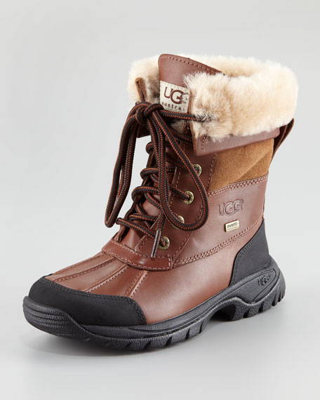 Kid Butte Waterproof Boot