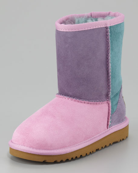 Classic Patchwork Boot, Toddler