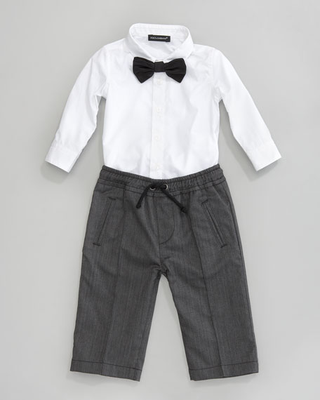 Herringbone Dress Pants