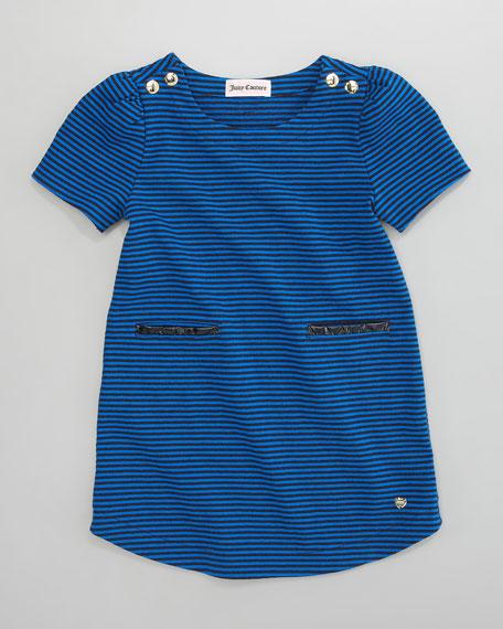 Cadogen Striped Dress