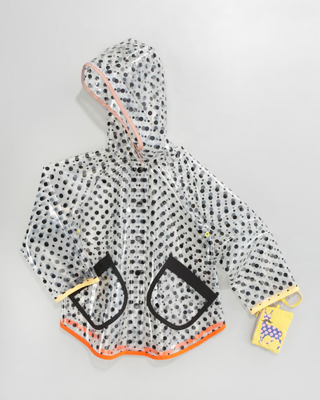 Dottie Clear Raincoat