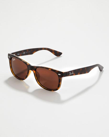 Wayfarer Sunglasses, Tortoise