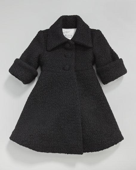 Boucle Dress Coat, 12-24 Months