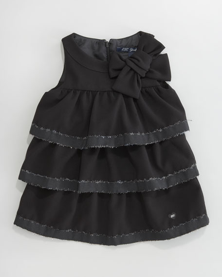 Lapage Tiered Dress, Sizes 2-6