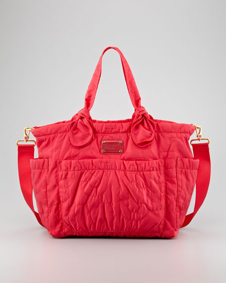 PrettyNylon New Eliz-A-Baby Diaper Bag, Rock Lobster