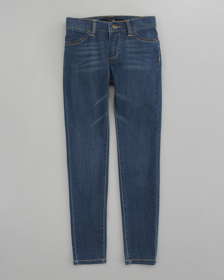 Denim Leggings, Sizes 8-10x