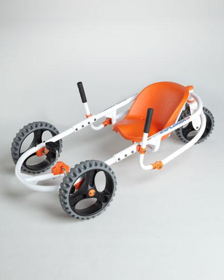 Explorer Three-Wheel Go-Kart