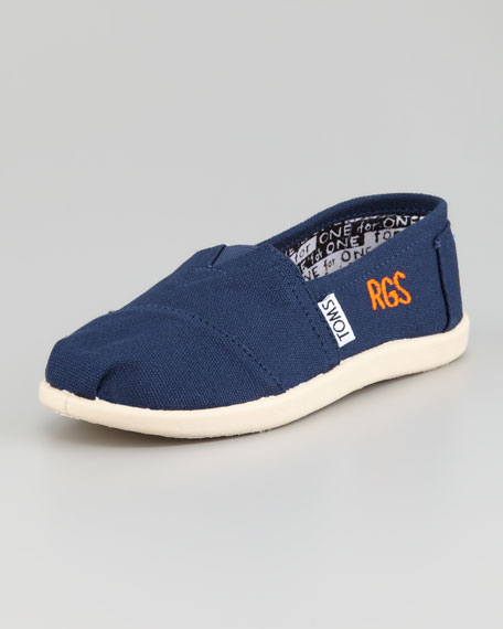 Personalized Classic Slip-On, Youth