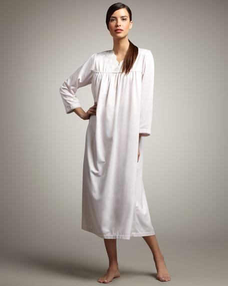 Soft Slumber Satin Gown