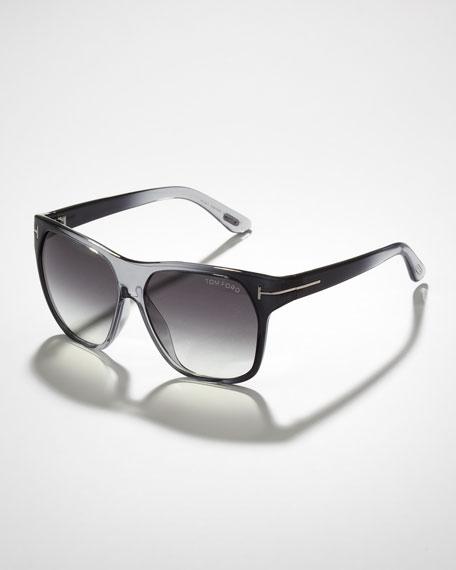 Federico Gradient Sunglasses