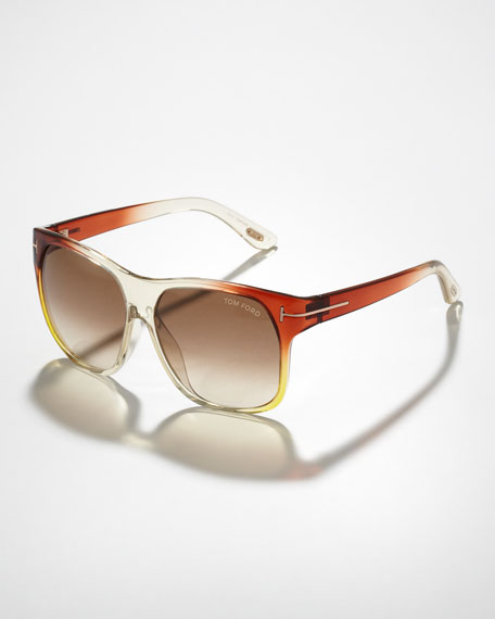 Federico Gradient Sunglasses